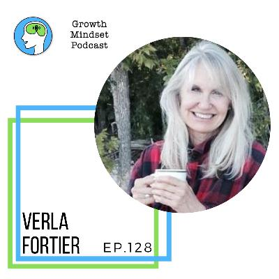 128: The outside mindset - Verla Fortier - Author