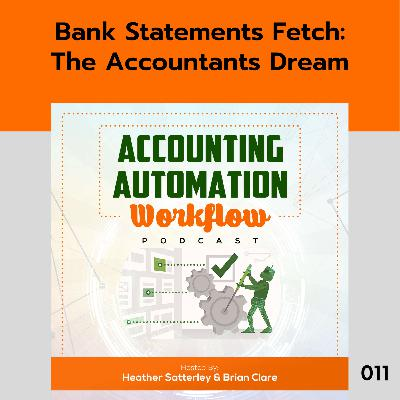 Bank Statements Fetch: The Accountants Dream