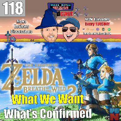 Breath of the Wild 2 Speculation
