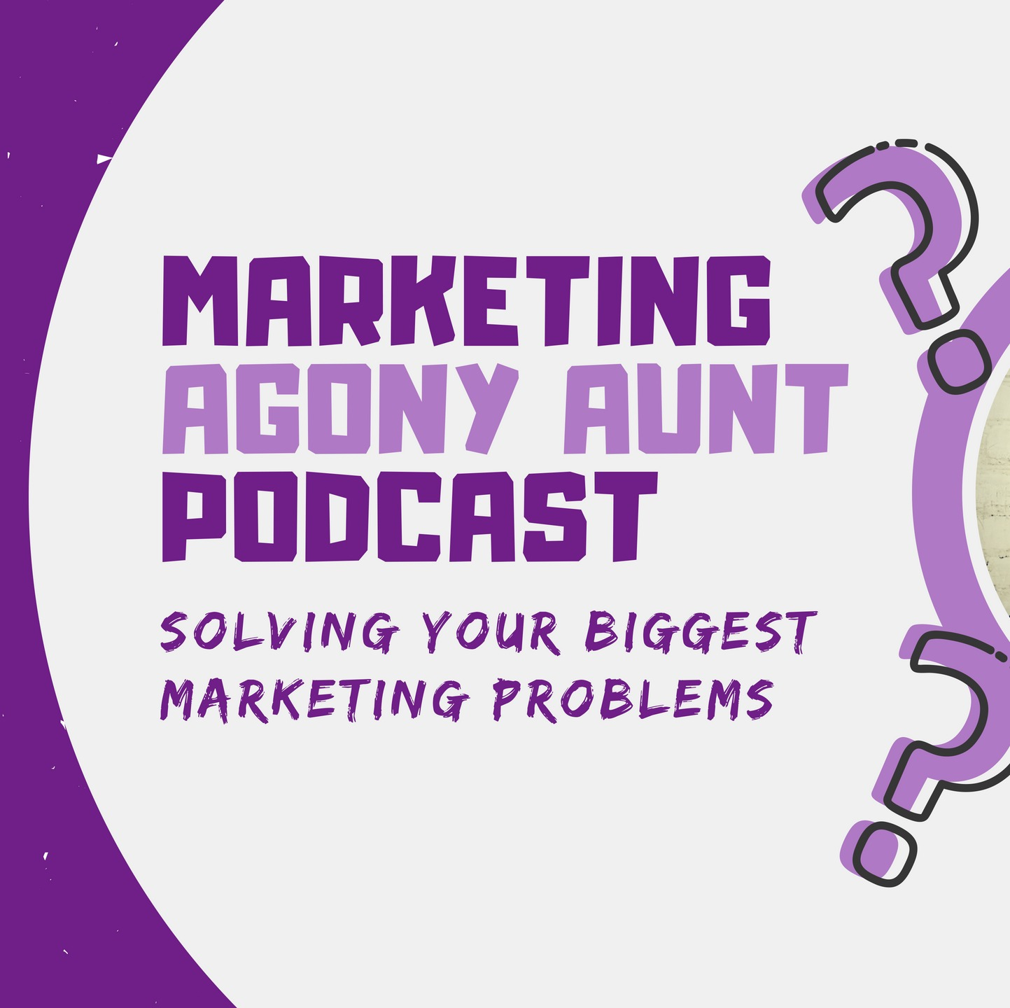 The Marketing Agony Aunt