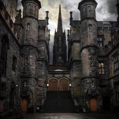 GREAT SCOT! SCARY STORIES FROM SCOTLAND!