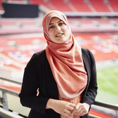 Ep 82 - Creating Space for Muslim Women in Sports