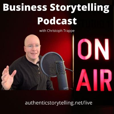 361: How to use cartoons in your livestreaming - a chat with Dave MacDonald