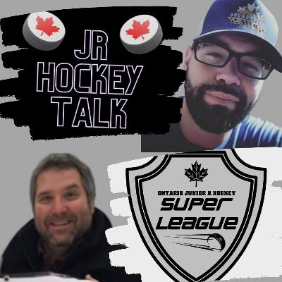 OJSL on Jr Hockey Talk - OJSL President Dwayne McKillop