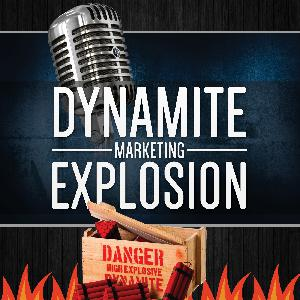 DME 003 - Dan Moses Talks Progam Launches - Dynamite Marketing Explosion Podcast Giving Quality Advice To Early Stage Marketers
