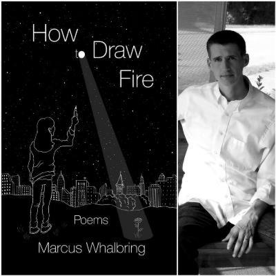 Coffee With Coffman- Author Marcus Whalbring- How to draw Fire