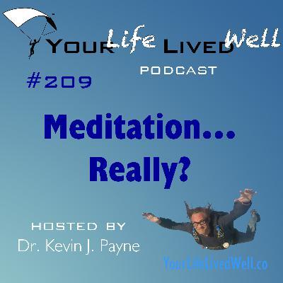 Meditation…Really?
