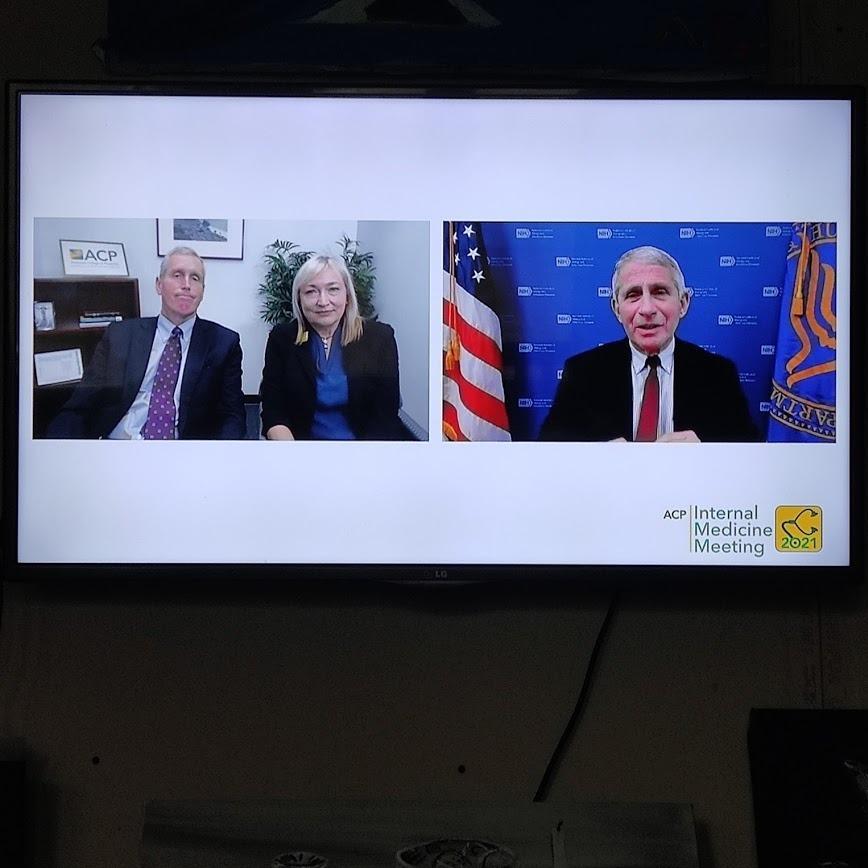 #s2e8 Встреча Американской коллегии врачей 2021: день первый