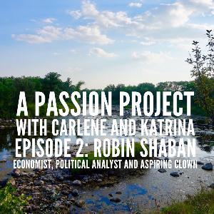 Episode 2: Robin Shaban