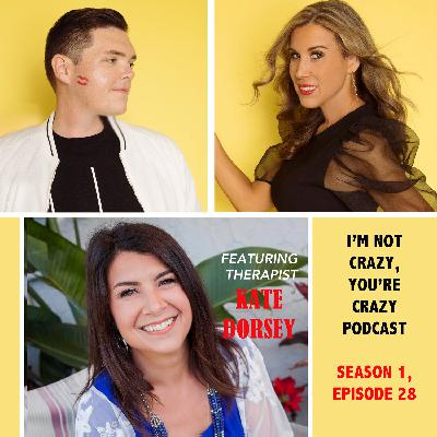 Season 1 Episode 28  - Finding Closure in a Hopeless Place (feat. Kate Dorsey)