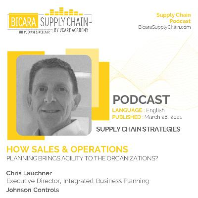 130. How sales & operations planning brings agility to the organizations