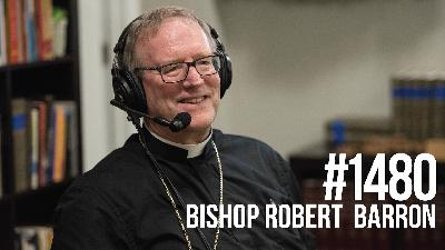 1480: How to Find Peace & Meaning Amid Chaos With Bishop Robert Barron