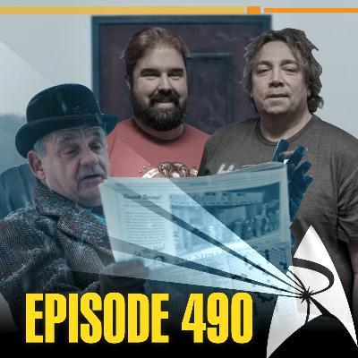 490 - Star Trek Online's Andre Emerson, Mike Fatum