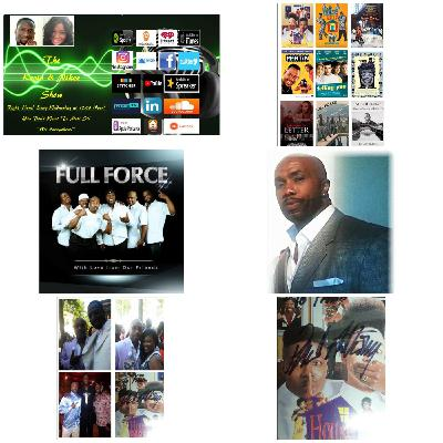 The Kevin & Nikee Show  - Black History Month - Paul Anthony - Legendary R&B/Pop Singing Group - Full Force