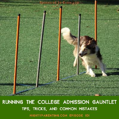 Running The College Admissions Gauntlet   Gabrielle Glancy   Episode 101