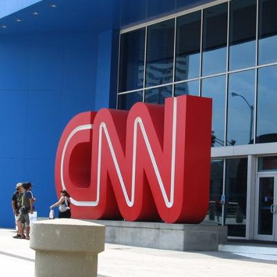 CNN RATINGS DROP 70% WITHOUT TRUMP