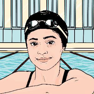 Yusra Mardini read by Diana Nyad