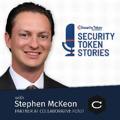 """Stephen McKeon - Collaborative Fund (Episode #12 - """"DeFi, DAOs, and Security Tokens in 2020"""")"""