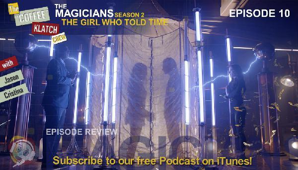 MAGIC - The Magicians S2 Ep10 - Westworld