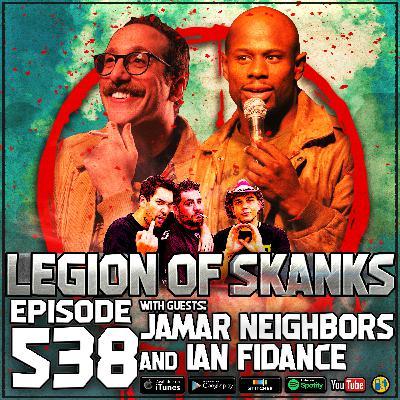 Episode #538 - Match That, P*ssy! - Jamar Neighbors & Ian Fidance
