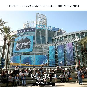 032 - NAMM w/ G7th Capos and VocalMist