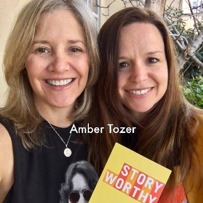 605 - Volunteering at a School with Author Amber Tozer