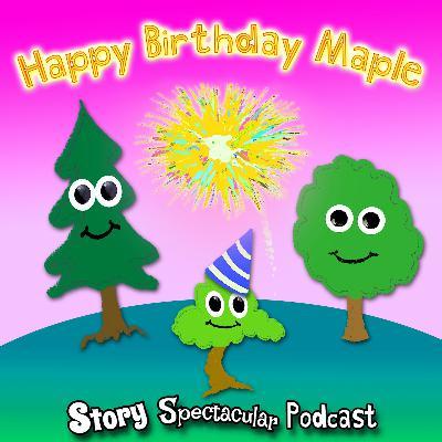Happy Birthday Maple