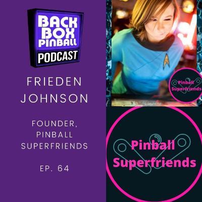 Bonus Episode: Frieden Johnson