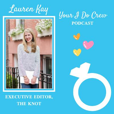 "Happy National Wedding Planning Day! Let's talk about ""What to do When"" with Lauren Kay, Executive Editor of The Knot!"