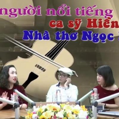 VOV - Chát với người nổi tiếng: Chát cùng ca sĩ Hiền Anh và nhà thơ Ngọc Lê Ninh