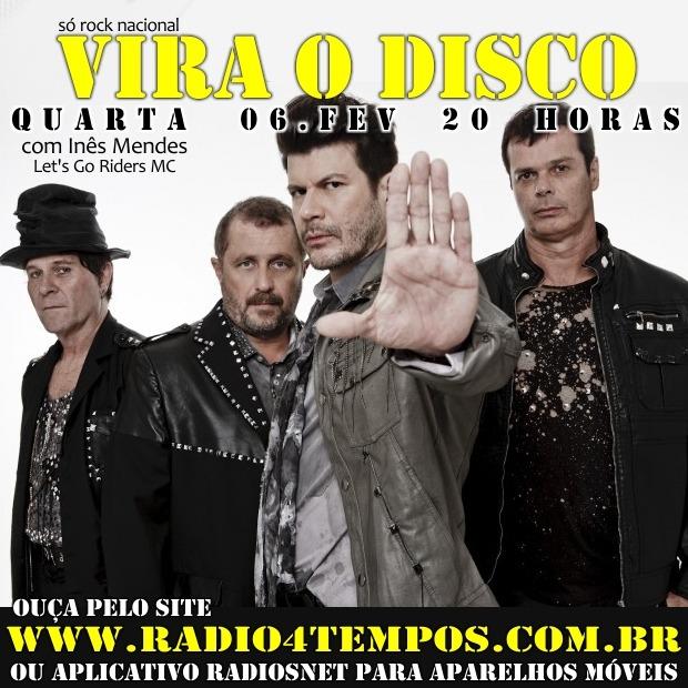 Rádio 4 Tempos - Vira o Disco 36:Rádio 4 Tempos