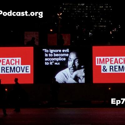 Impeach and Remove Rally LA
