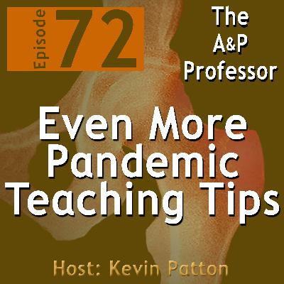 Even More Pandemic Teaching Tips | TAPP 72