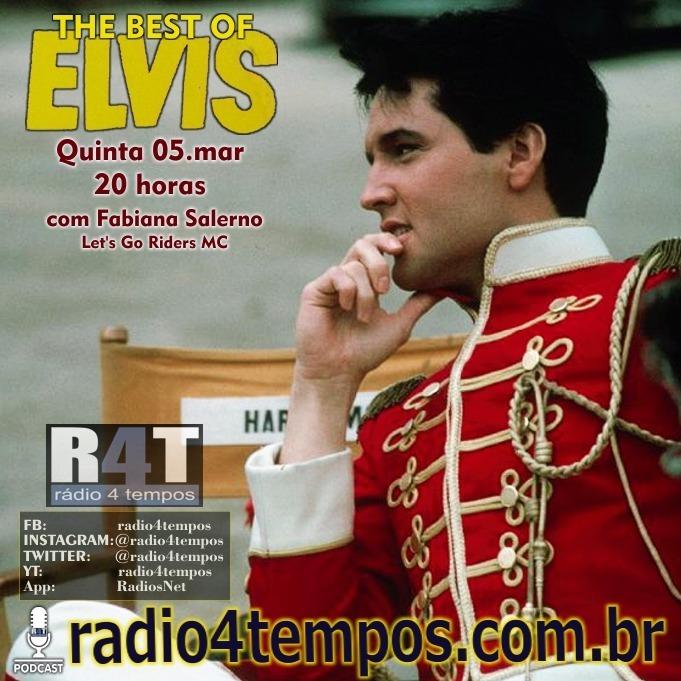 Rádio 4 Tempos - The Best of Elvis 101:Rádio 4 Tempos