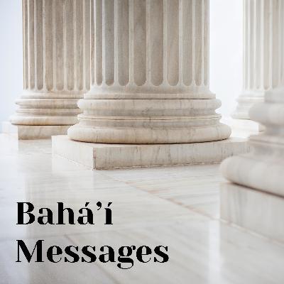 Riḍván 2018 to the Bahá'ís of the World