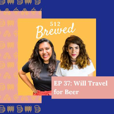 Ep 37: Will Travel for Beer | Apricot Blonde Ale from Dry Dock Brewing