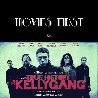 734: True History of the Kelly Gang (Biography, Crime, Drama) (the @MoviesFirst review)