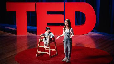 How every child can thrive by five | Molly Wright