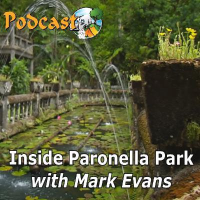 Inside Paronella Park QLD - Mark Evans