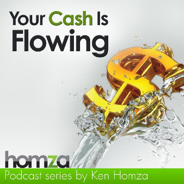 Homza ConsultingPodcast Series: Your Cash Is Flowing – Homza