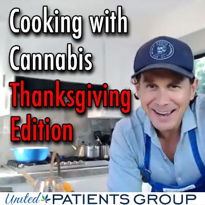 Cooking with Cannabis: Thanksgiving Edition featuring Dope Dinners