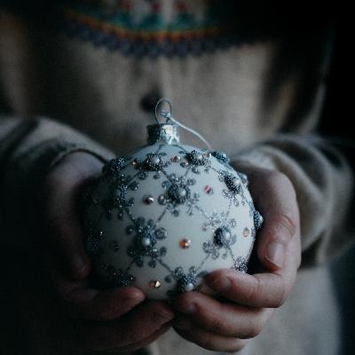 Feliz Navidad Y Año Nuevo-Vacaciones