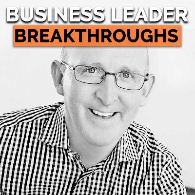 EP 52 - Dermot Crowley on Productivity and How to Reduce Senseless Urgency