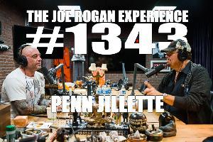 #1343 - Penn Jillette