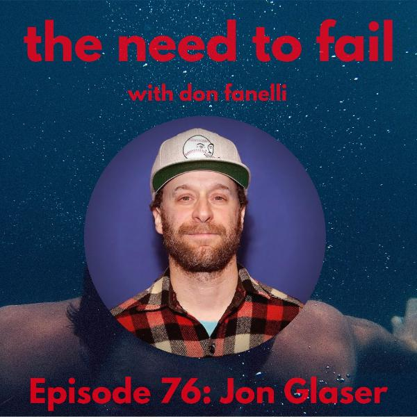 Episode 76: Jon Glaser