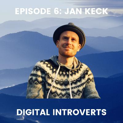 Episode 6: Ask Deep Questions With Jan Keck