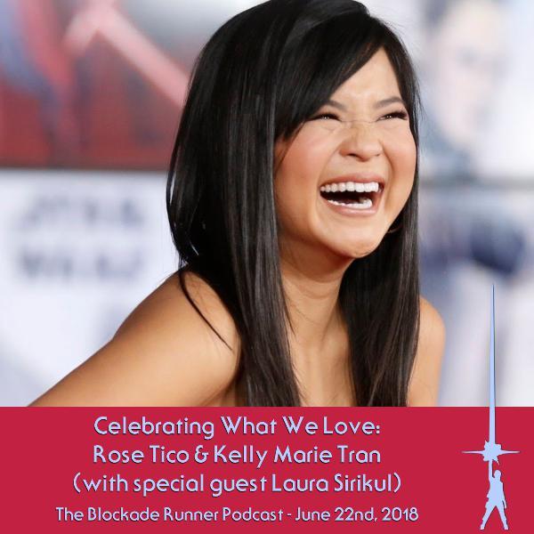 Celebrating What We Love: Rose & Kelly Marie Tran