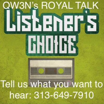 LISTENERS' CHOICE!