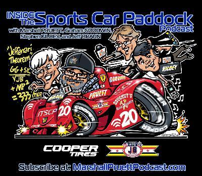 MP 731: Inside The Sports Car Paddock, Jan 20, with Braun, Taylor, Craill, Shahin, Rigon, and Cassidy