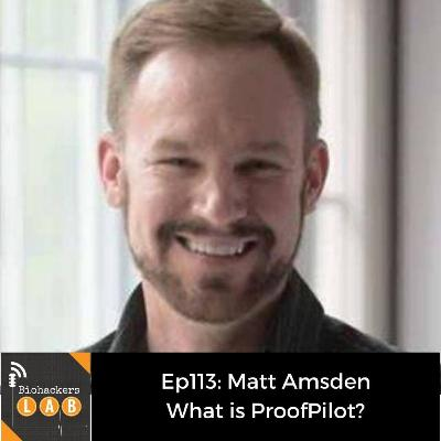 Matthew Amsden - What is ProofPilot?